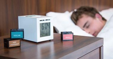 منبه ذكى جديد يجعلك تستيقظ على رائحة الدولارات