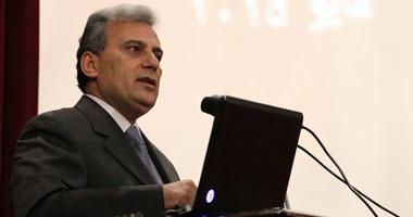رئيس جامعة القاهرة لأصحاب المكتبات:  هقفلهالكم لو الأسعار زادت عن التسعيرة