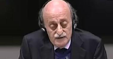 وليد جنبلاط: استقالة حكومة الحريرى قد تؤدى إلى عواقب غير محسوبة