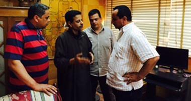 إضراب خفير نظامى عن الطعام احتجاجاً على فصله بمركز المحلة