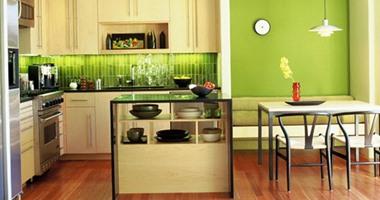 بالصور حلول عملية لتنظيم ديكور مطبخك الصغير اليوم السابع