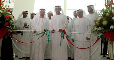 عبدالله بن زايد يفتتح الدورة الـ25  لمعرض أبو ظبى الدولى للكتاب