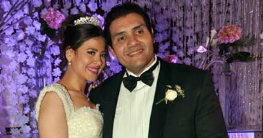 """بالصور.. نجوم الفن والسياسة والإعلام فى حفل زفاف نجل """"الزند"""""""