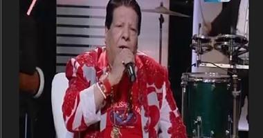 """فيديو.. شعبان عبد الرحيم يهاجم الهارب محمد على بأغنية """"حتة ممثل فاشل"""""""