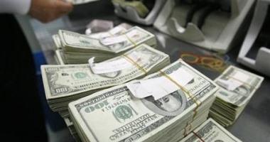 """شبكة """"بلومبرج"""": من المتوقع تراجع الدولار 5% فى الأشهر القادمة"""