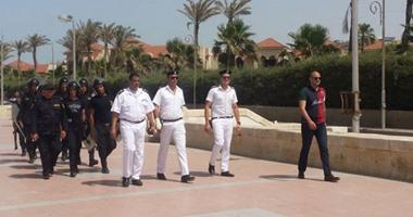 أمن القاهرة يضبط 12 قضية مخدرات وسلاح و175 هاربا من أحكام بالساحل