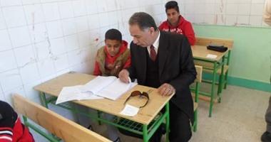 اليوم.. 157 لجنة تستقبل طلاب الشهادتين الابتدائية والإعدادية بجنوب سيناء