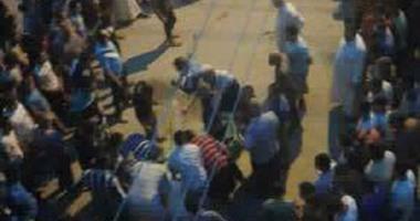 إصاية 6 أشخاص فى مشاجرة بسبب معاكسة فتاة بقرية الريفيرا برأس سدر