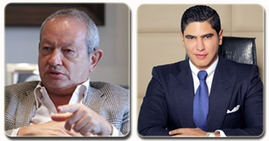 """أحمد أبو هشيمة يشترى جميع أسهم قناة """"أون تى فى"""" من نجيب ساويرس"""