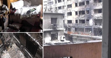 بالفيديو.. متضررو الرويعى والغورية: الخساير بالملايين.. وأحد السكان: المنطقة بلا أمن أو سلامة