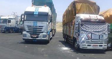 الحكومة: تواجد أمنى مكثف بالدائرى الإقليمي لتفعيل قرار حظر سير النقل