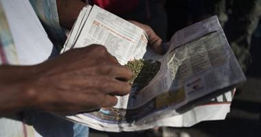 حبس 13 متهماً بعد ضبطهم بحوزتهم مواد مخدرة ولفافات بانجو فى المنوفية