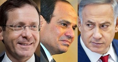 """إسرائيل تدرس مبادرة """"السيسى"""" وتبحث إرسال وفد إلى القاهرة لمناقشتها"""