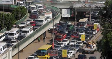 بالفيديو.. تعرف على خريطة الحالة المرورية بالقاهرة الكبرى مساء اليوم