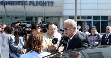 مؤتمر صحفى للمهندس شريف إسماعيل رئيس الوزارء
