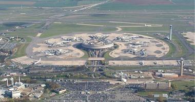 مطار شارل ديجول – أرشيفية