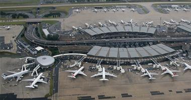 السلطات الفرنسية تحلل مضمون 9 آلاف كاميرا فى مطار شارل ديجول