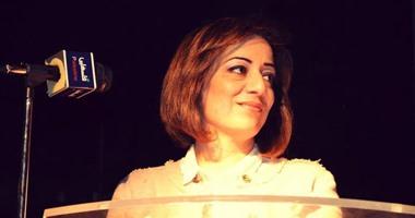 رغم اتجاهها لكتابة الرواية.. صونيا خضر: الشاعرة فى داخلى لا تهدأ
