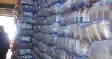 ميناء دمياط يستقبل 45 ألف طن أرز 28 مايو للسوق الداخلى والترانزيت
