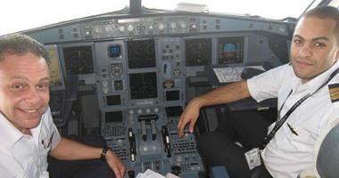 الطيار المصرى محمد شقير