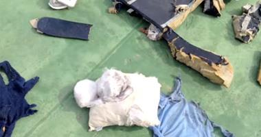 لجنة التحقيق فى حادث الطائرة الروسية المنكوبة تنهى مرحلة اصطفاف الحطام
