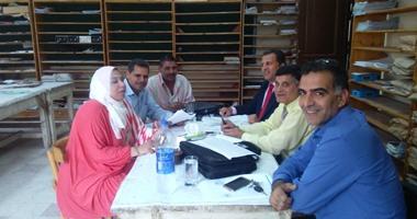 كنترولات الدبلومات الفنية تعقد اجتماعا تحضيريا اليوم قبل تصحيح الامتحانات