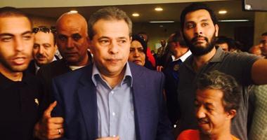 الإدارية العليا تؤجل طعن عكاشة على إسقاط عضويته من البرلمان لـ 4 نوفمبر