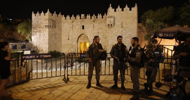 وقوع هجومان مسلحان تجاه مسجد بقرية عربية فى إسرائيل