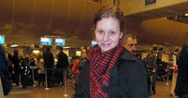 الصحفية المصرية فى فرنسا ريم الشاذلى