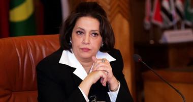 صفاء حجازى تستقبل وفداً من المنظمة العربية لجمعيات الهلال والصليب الأحمر 5201624161447565