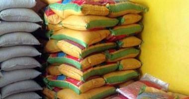 ضبط أصحاب مضربين للأرز لتخزينهما 129 طنا خلال حملة تموينية فى البحيرة