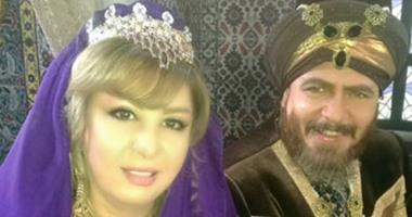 """محمد رياض يستكمل تصوير """"السلطان والشاه"""" بمدينة الإنتاج الإعلامى"""