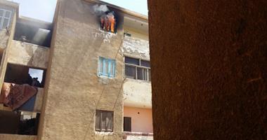 التحريات: لا شبهة جنائية فى حريق شقة سكنية بمنطقة أوسيم