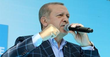 أردوغان يزعم قتل الجيش التركى لـ 219 مواطنا فى ليلة الانقلاب