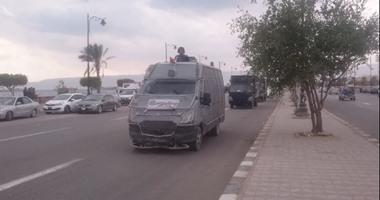 سقوط 3 عاطلين بحوزتهم 14 كيلو بانجو وحشيش وأسلحة بأسوان
