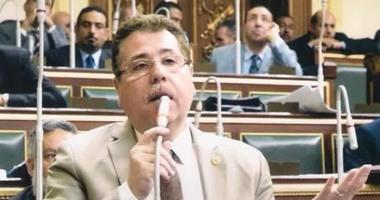 النائب محمد بدراوى: ارتفاع النمو الاقتصادى يؤكد أن مصر تسير فى الطريق الصحيح