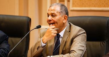 السادات يطالب بحضور وزير الرى للبرلمان لطمأنة النواب على أزمة المياه