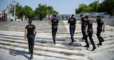 انفجار محيط منطقة تقسسم بإسطنبول ناتج عن سيارة ملغومة