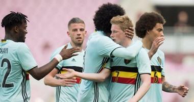يورو 2016 هازارد يقود قائمة منتخب بلجيكا النهائية اليوم السابع