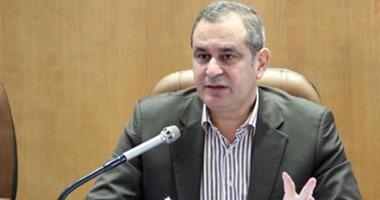 مدحت الشريف وكيل لجنة الشئون الاقتصادية بمجلس النواب