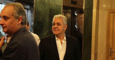 """""""التيار الديمقراطي"""" يجتمع بحضور حمدين صباحى لتقييم مؤتمره الاقتصادى"""