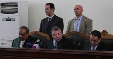 تأجيل إعادة محاكمة 104 فى أحداث الظاهر لـ 5 نوفمبر لاستكمال المرافعة