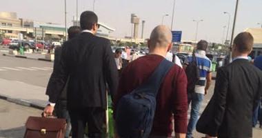 محققين إيطاليين يصلون القاهرة