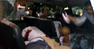 سياسيون ورياضيون ينعون ضحايا حادث حلوان الإرهابى على  تويتر   اليوم السابع