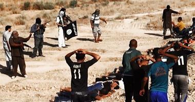عناصر من تنظيم داعش – أرشيفية