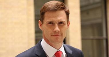 جون كاسن السفير البريطانى بالقاهرة