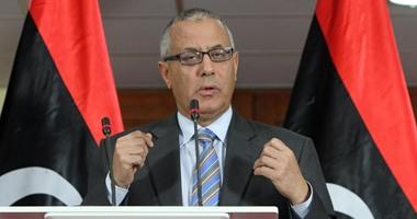 رئيس وزراء ليبيا السابق على زيدان