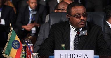 رئيس الوزراء الإثيوبى هايلى ميريام ديسالين