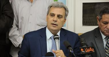 جابر نصار: جامعة القاهرة ملتزمة بتوفير التمويل اللازم لتطوير كلية العلوم