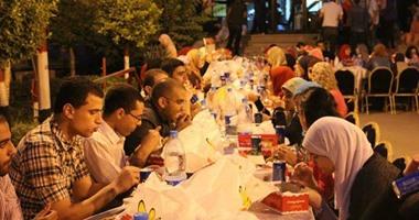 حزب الغد ينظم حفل إفطار بحضور شباب الأحزاب وممثلى الحركات السياسية